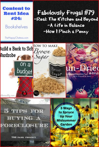 fabulously frugal 79 featured images