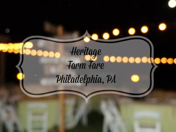 Heritage Farm Fare