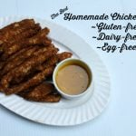 The Best Homemade Chicken Fries ~ gluten-free, dairy-free, egg-free from Heather | Real: The Kitchen and Beyond