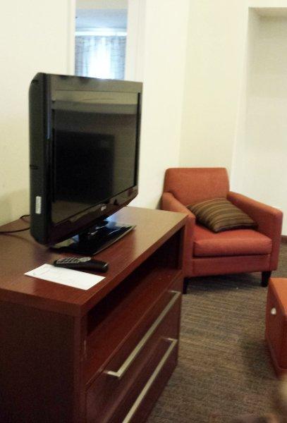 residence by marriott nashville livingroom
