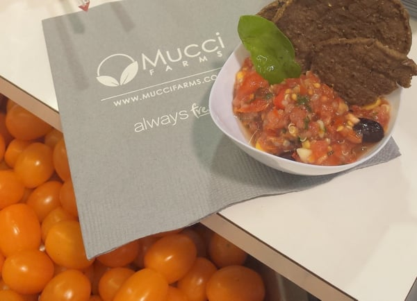 Quinoa and Black Bean Salsa Mucci Farms