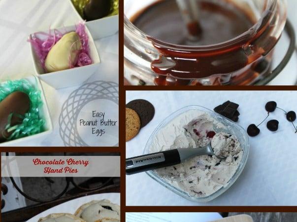 10 chocolate recipes www.realthekitchenandbeyond.com