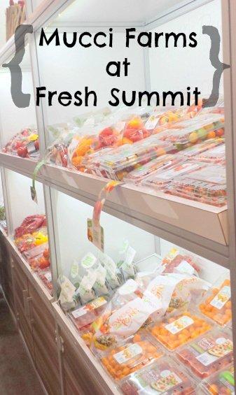 Mucci Farms at Fresh Summit