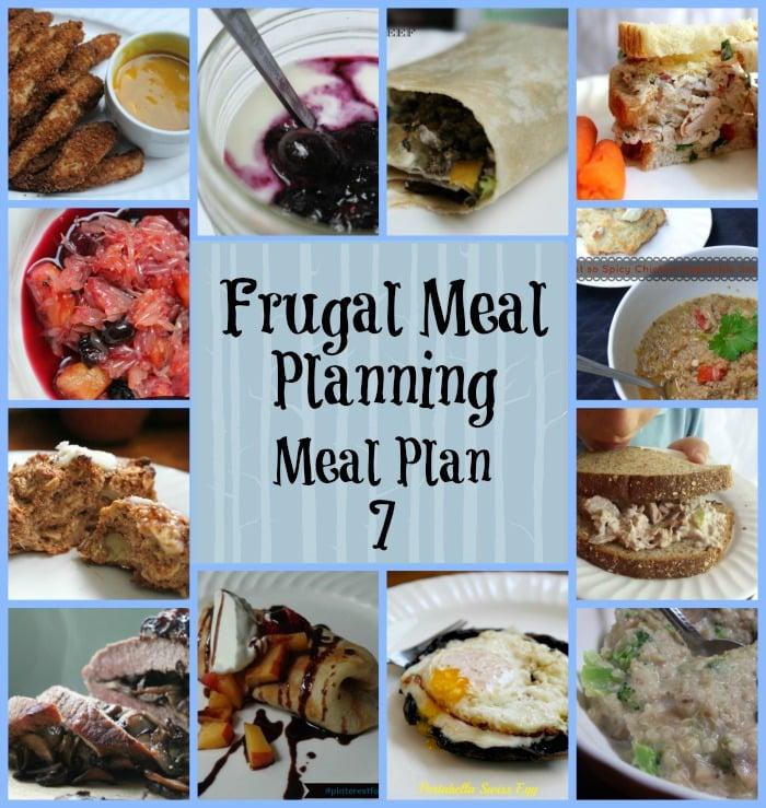 frugal meal planning meal plan 7 | www.realthekitchenandbeyond.com