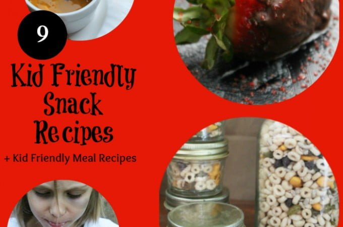 kid friendly snack recipes | Real: The Kitchen and Beyond