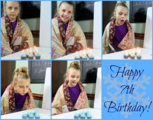 Frugal Frozen Birthday Party - Real: The Kitchen and Beyond