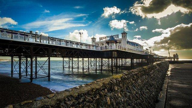 Laycock Brighton Palace Pier   Amipal