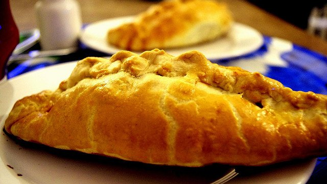 Cornish Pasty | Gareth Rogers