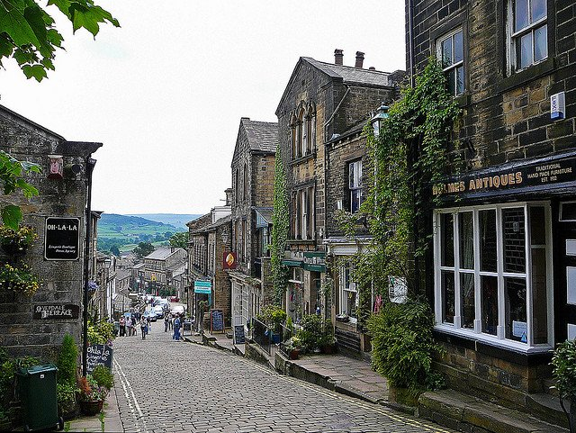 Haworth | Tim Green