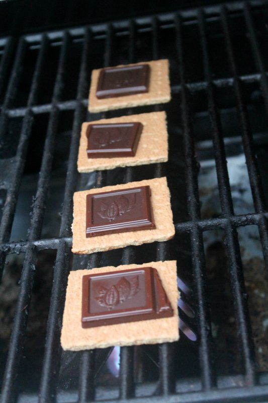 Smores Recipes: Peeps S'mores Eclat Chocolate - Real: The Kitchen and Beyond
