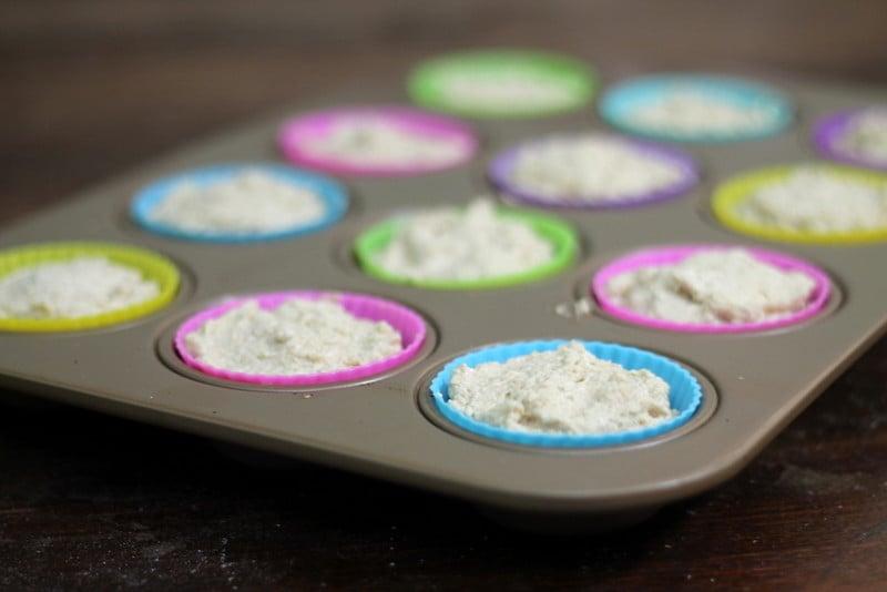 Maple Sour Cream Muffins Step 4