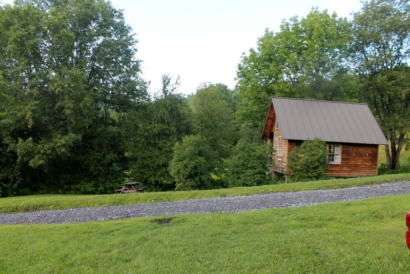 Four Springs Farm Campground Cabin