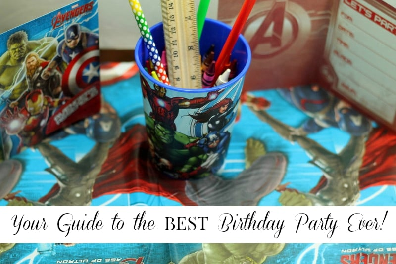 Guide to best birthday party ever