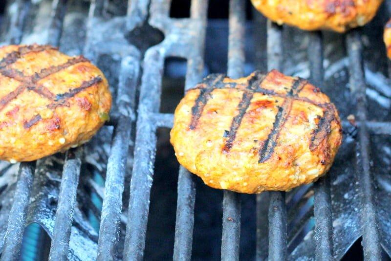 Jalapeño Queso Chorizo Burgers Grilling