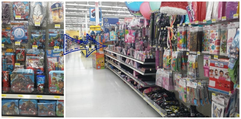 Where to Find Marvel Avengers Party Supplies Walmart