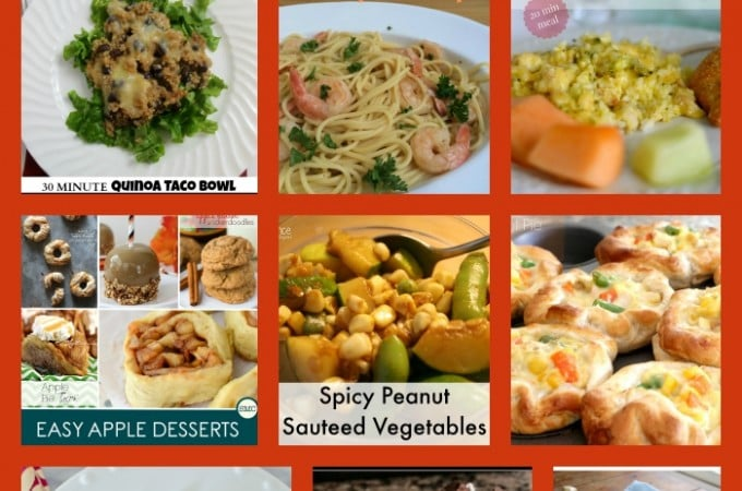 Meal Planning Made Easy Meal Plan 6 Recipe Pictures