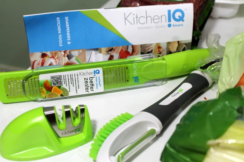 Meal Prepping Party with Kitchen IQ Tools