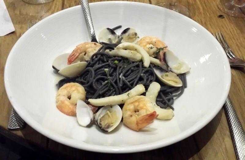 Squid Ink Pasta and Seafood Kitchen at Universal Studios Orlando CityWalk