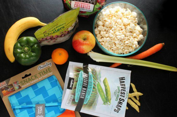17 Healthy Snack Ideas