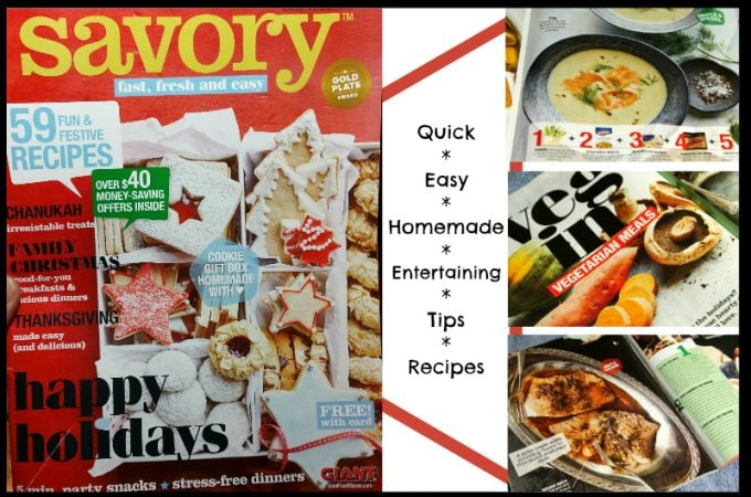 Savory Magazine - Your go-to guide for quick easy homemade recipes tips and entertaining