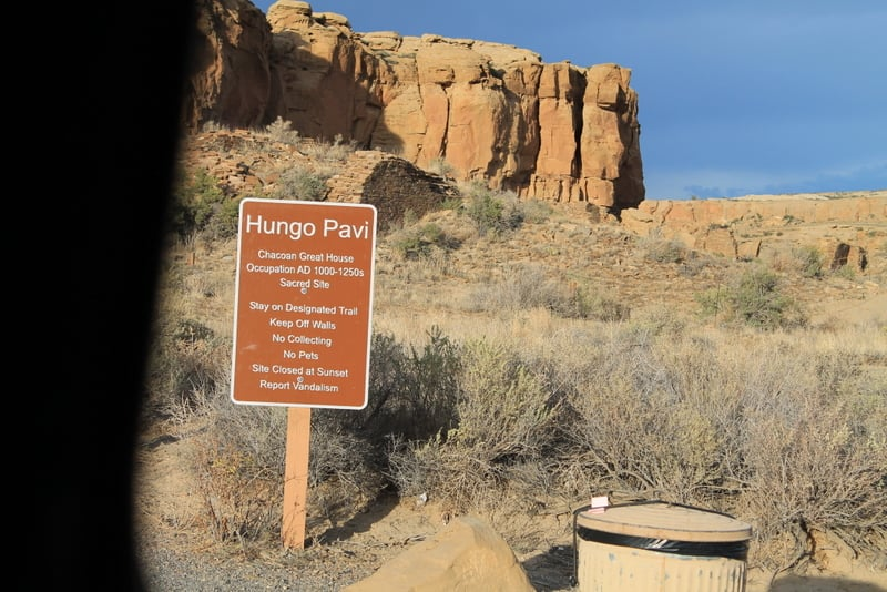 Chaco Culture New Mexico