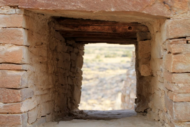 Chaco Culture Window into Yesteryear