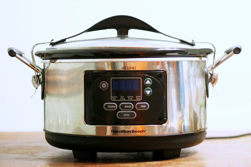 Hamilton Beach Set n Forget Slow Cooker