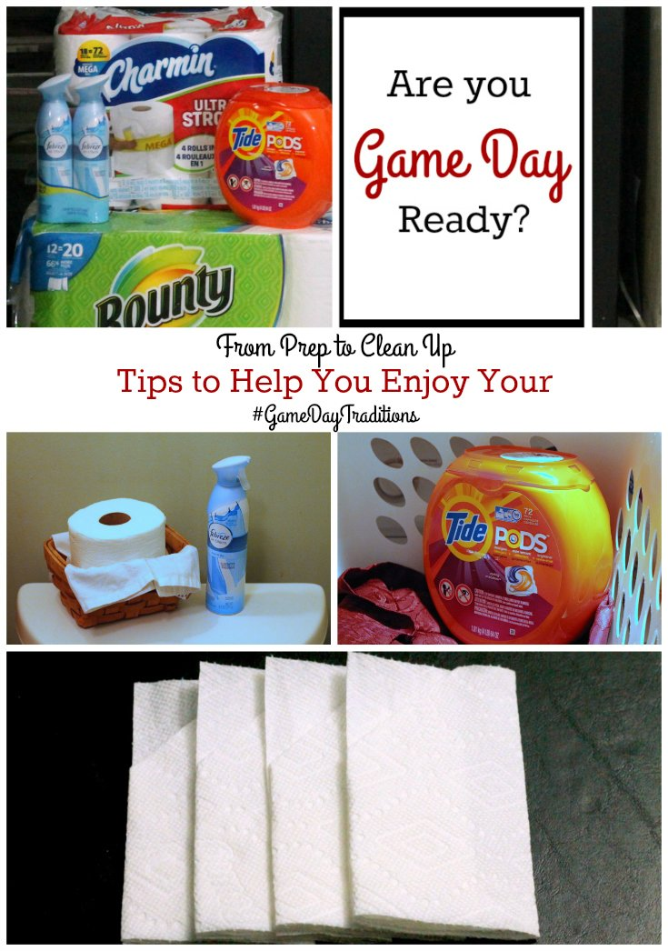 Tips to Help You Enjoy your Game Day Traditions