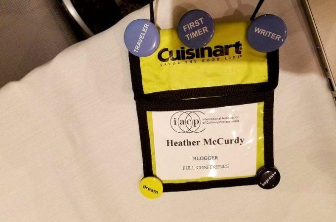 IACP 16 Cuisinart Sponsor