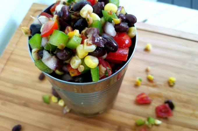 Black Bean and Corn Salsa Recipe 1