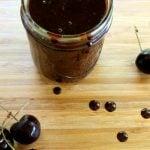 Chocolate Cherry Sauce Recipe