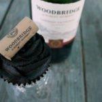 Death by Chocolate Cherry Cupcakes with Woodbridge by Robert Mondavi 2