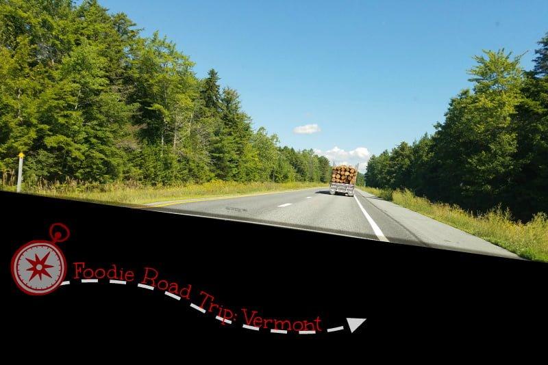 Foodie Road Trip Vermont