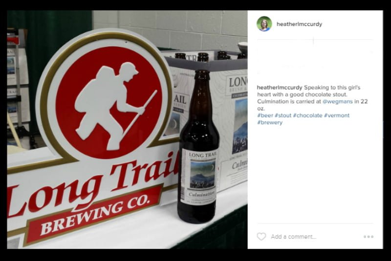 Long Trail Brewing Co. Foodie Road Trip Vermont
