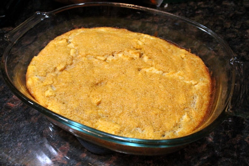 Acorn Squash and Apple Egg Bake Finished