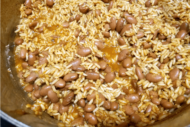 Easy Rice and Beans Cooking