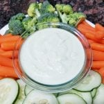 Easy Ranch Dip Recipe Secret Veggie