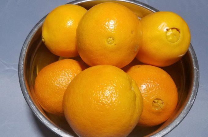 oranges fun facts