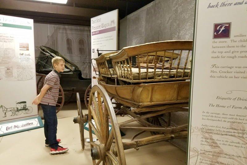 transportation museum le roy ny