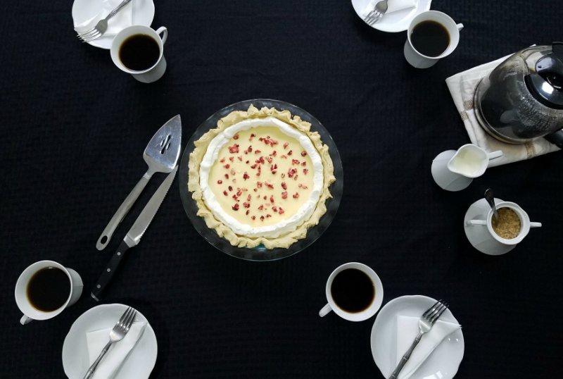 White Chocolate Cranberry Pie Recipe