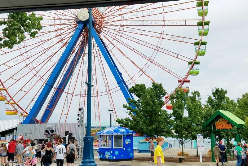 Cedar Point Ferris Wheel