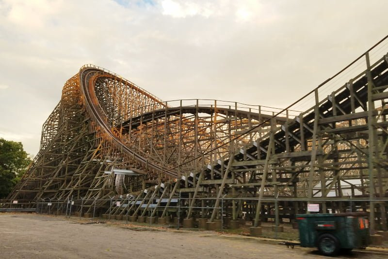 Cedar Point Retire Mean Streak