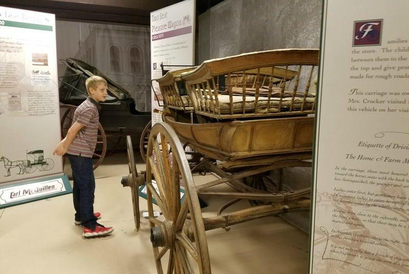 Transportation Museum LeRoy NY 2