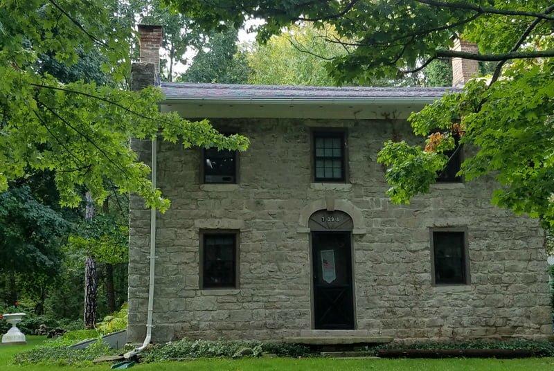 Underground Railroad LeRoy NY Spot of Interest