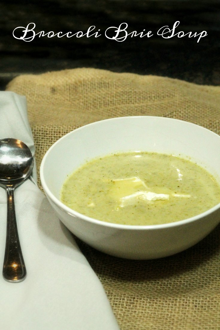Broccoli Brie Soup Recipe