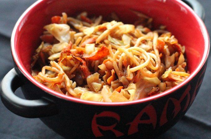 Egg Roll Stir Fry Recipe