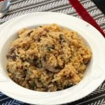 Eggplant Lentil Rice Recipe Instant Pot