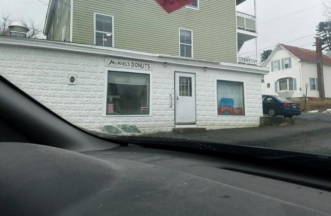 Muriel's Donuts Lebanon New Hampshire