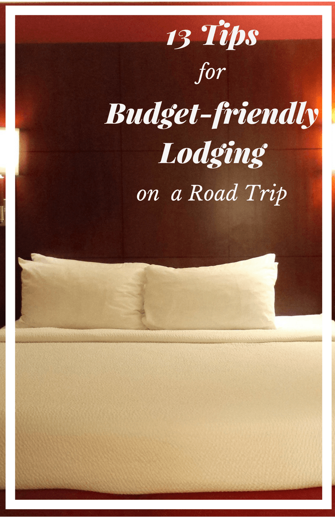 picture of hotel with 13 tips for affordable stays family road trip