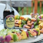 Tropical Shrimp and Pineapple Kebab Recipe